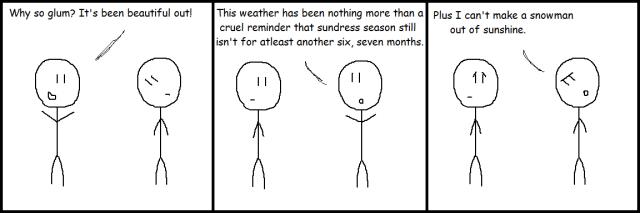 12-5 Gloomy Weather