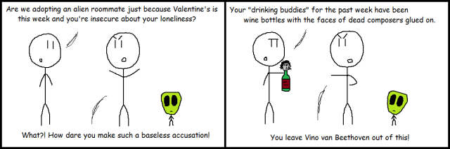 2-12 Valentine's Insecurity