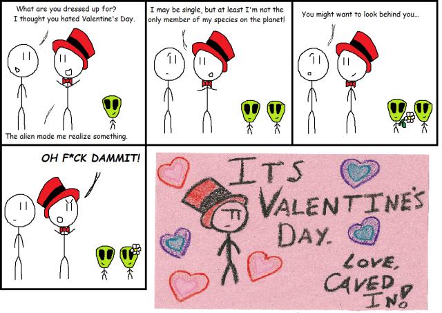 2-14 Valentine's Day Acknowledgement
