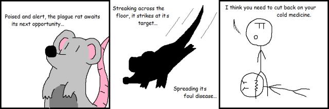 2-5 Plague Rat