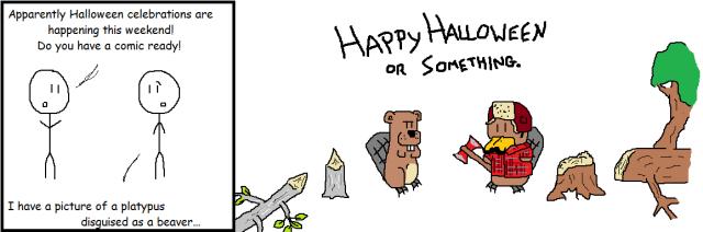 10-25 Halloween Comic