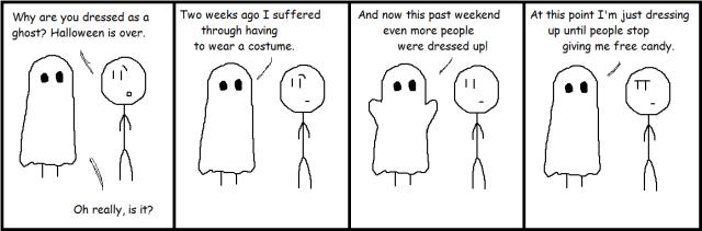 11-4 Still Halloween